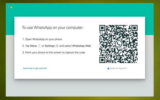 whatsapp for mac 2020