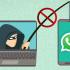 طريقة منع التجسس على محادثات الواتساب
