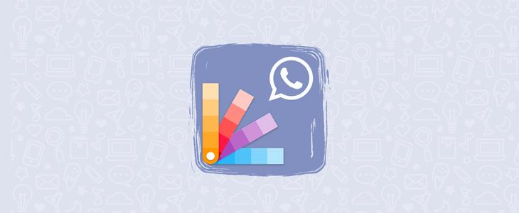 download whatsapp themes 2020