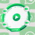add long video to whatsapp status