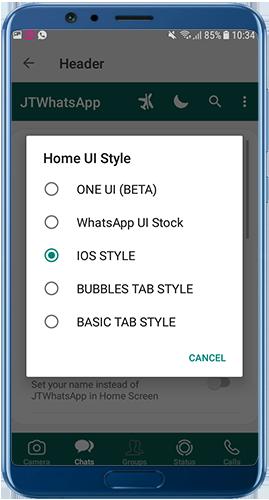 Jiti WhatsApp plus apk