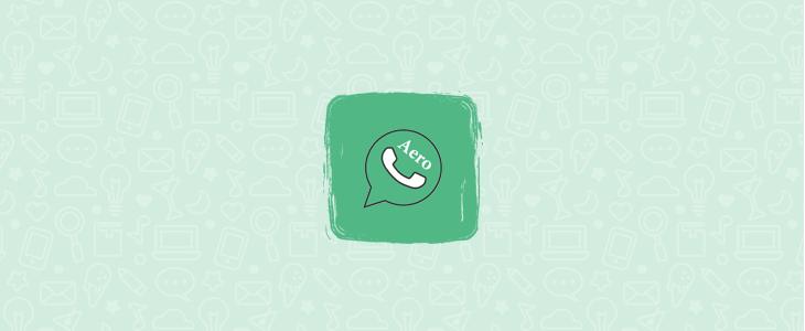 скачать Aero WhatsApp