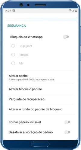 Herunterladen WhatsApp Plus Red
