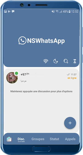 Thèmes NSWhatsApp