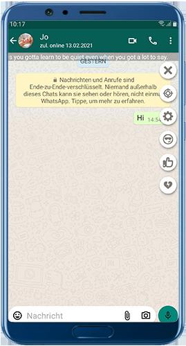 Laden Sie Aero WhatsApp