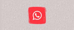 Descargar WhatsApp Plus Red 9.60 Apk Última versión 2021