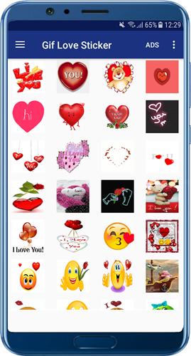 gif stickers whatsapp