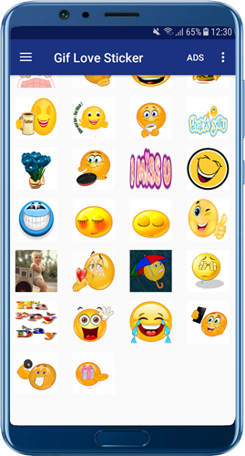 Animated WhatsApp Stickers