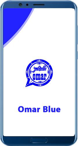download omar whatsapp Blue OBWhatsApp