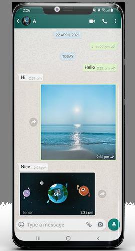 Android için Whatsapp'ı İndirin