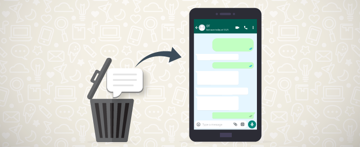 Recupera Conversación de WhatsApp Eliminada
