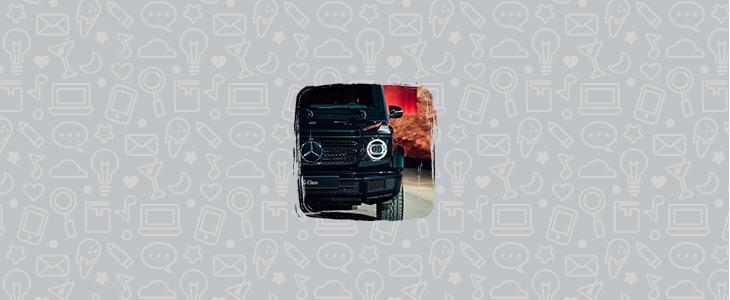 Laden Sie WhatsApp Auto thema