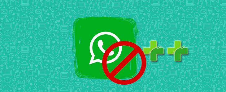 activar número de whatsapp prohibido