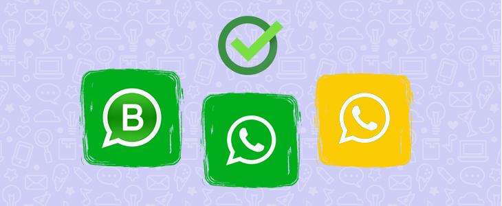 usar dos cuentas de WhatsApp en iPhone