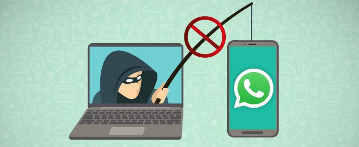 Proteger WhatsApp de Piratería