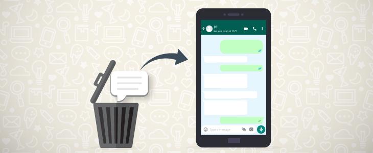 Récupérer Conversation Supprimé de WhatsApp