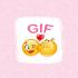 GIF çıkartmalarını indirin WhatsApp