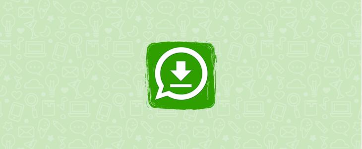 whatsapp durumunu indir