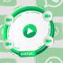 Videoyu Kesmeden Android İçin WhatsApp Durumuna Uzun Video Ekleme