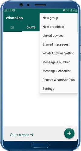 download whatsapp plus heymods